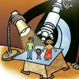 Семья под микроскопом