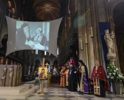 В Париже отметили 50 лет «снятия» анафем православной службой в католическом «соборе» (ФОТО)