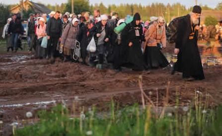 Страхи и ужасы России: Письмо Н.В. Гоголя о духовной пользе смущающих многих неурядиц в стране