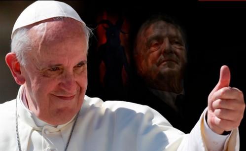 Глобализм папы римского: Сорос с Бергольо строят новый нео-марксистский мировой порядок