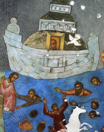 Ноев ковчег – прообраз Церкви