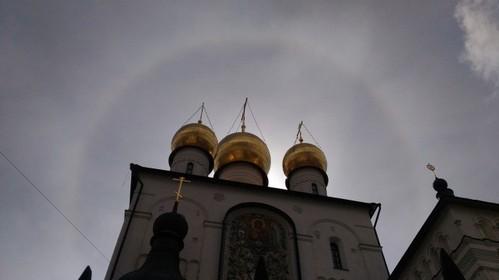В день отъезда мощей прмц. Елисаветы Феодоровны из Петербурга произошло чудо (ФОТО)