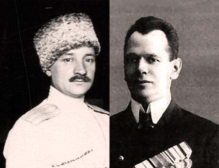 Верные Государю предки П.В. Мультатули – полковник В.П. Беллик и повар И.М. Харитонов