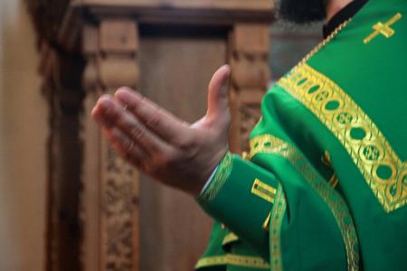 Священнослужение