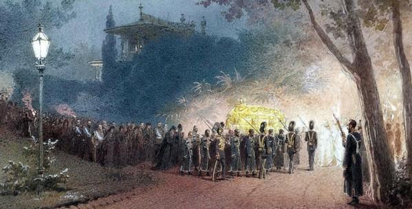 Это не останки Царя Александра III: Эксгумированные в Петропавловской усыпальнице кости не принадлежат отцу Николая II