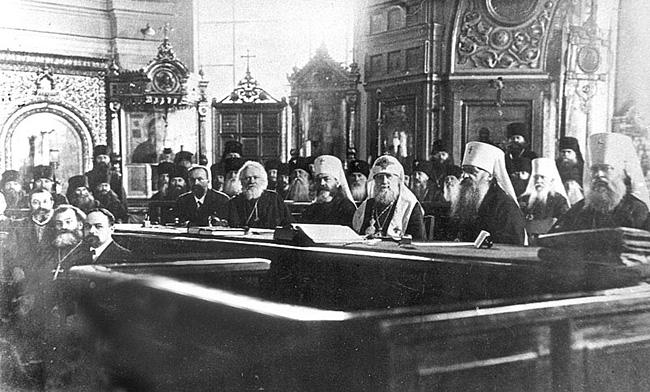 Принимал ли Поместный Собор 1917–1918 гг. постановление о допустимости использования за богослужением русского языка 2.jpg