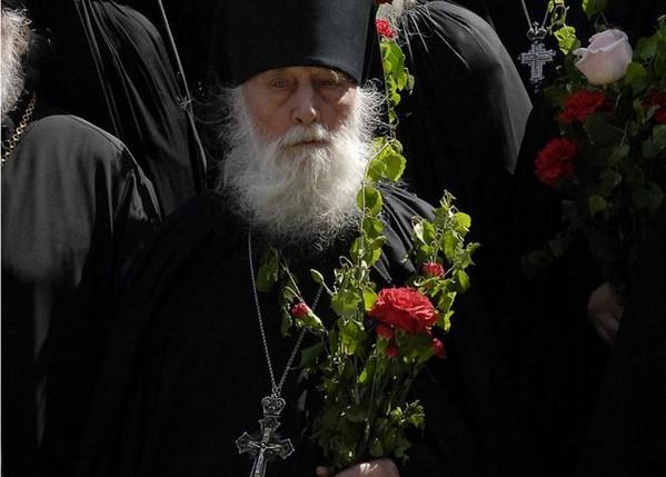 Ушел еще один старец: 13 октября преставился ко Господу архимандрит Троице-Сергиевой лавры Наум