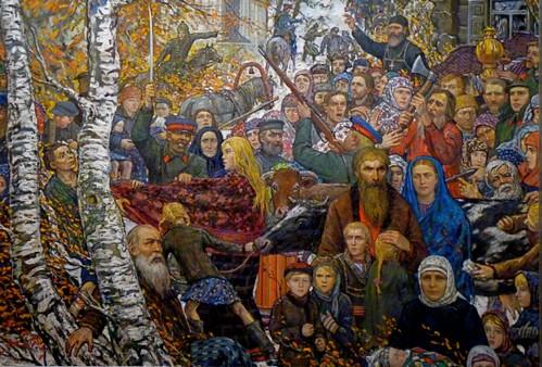 Святыни Отечества: Необходима программа сбережения природных символов России